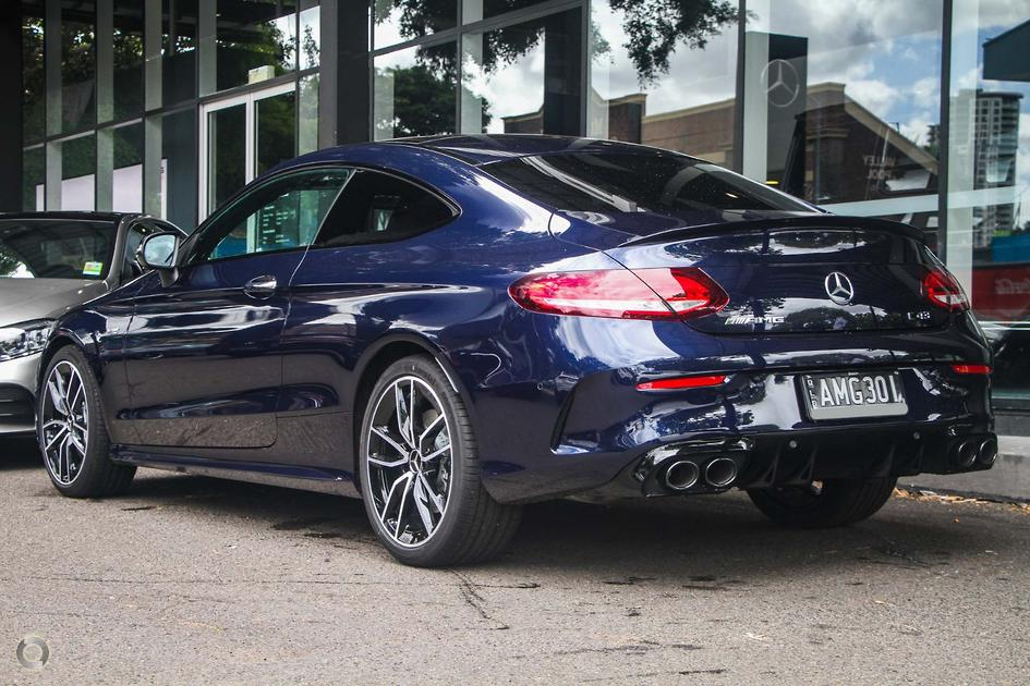 2019 Mercedes-Benz C 43 AMG Coupe