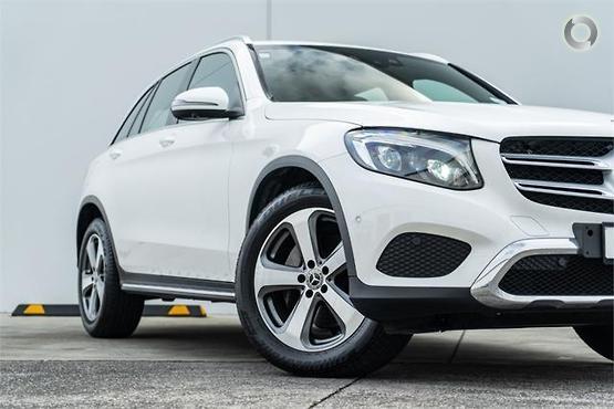 2018 Mercedes-Benz GLC 220