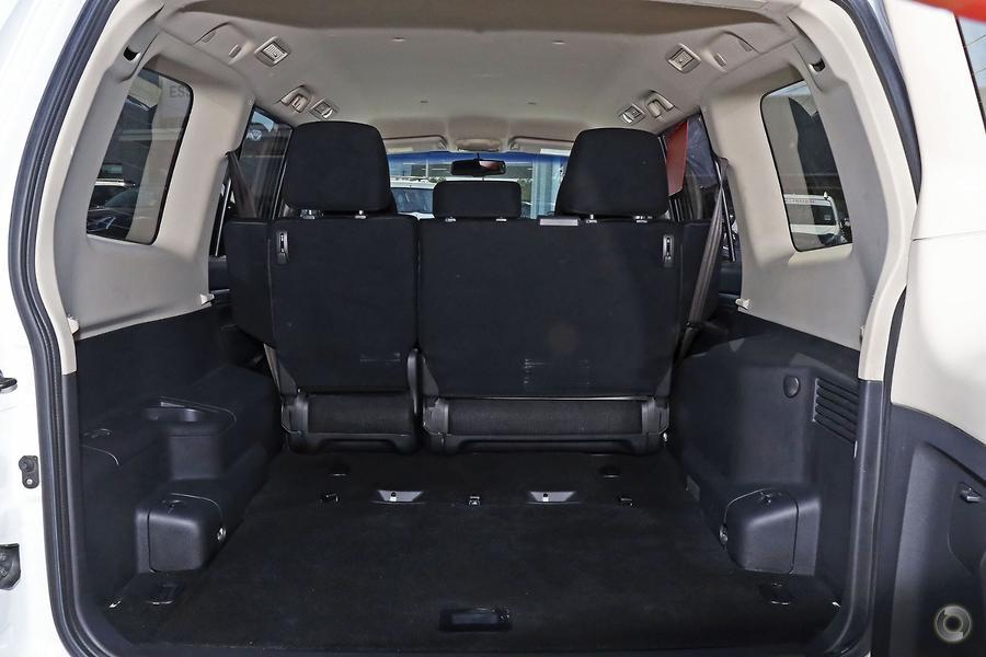 2017 Mitsubishi Pajero GLX5 NX