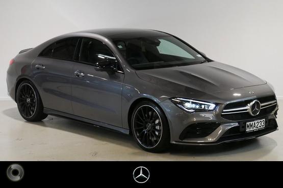 2019 Mercedes-AMG CLA 35
