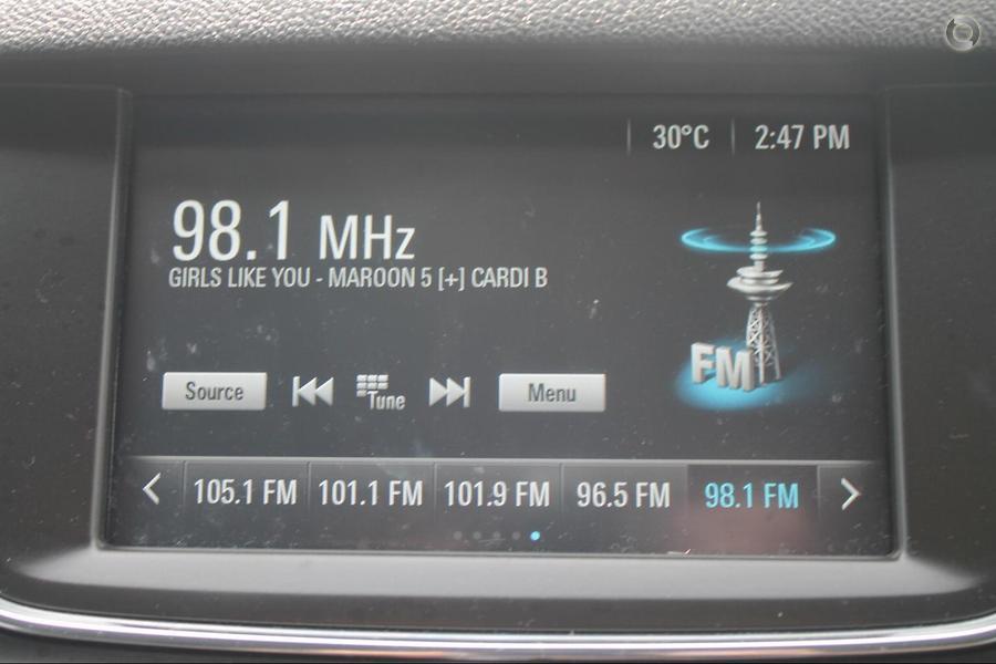 2016 Holden Astra R BK