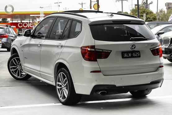 2016 BMW X 3 xDrive20d