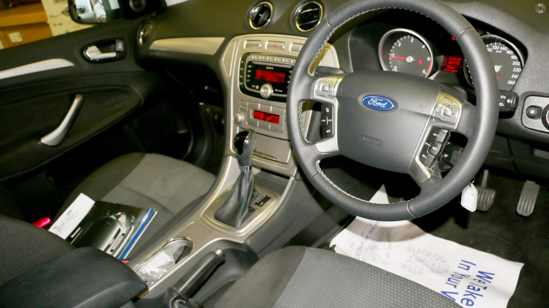 2007 Ford Mondeo TDCi MA