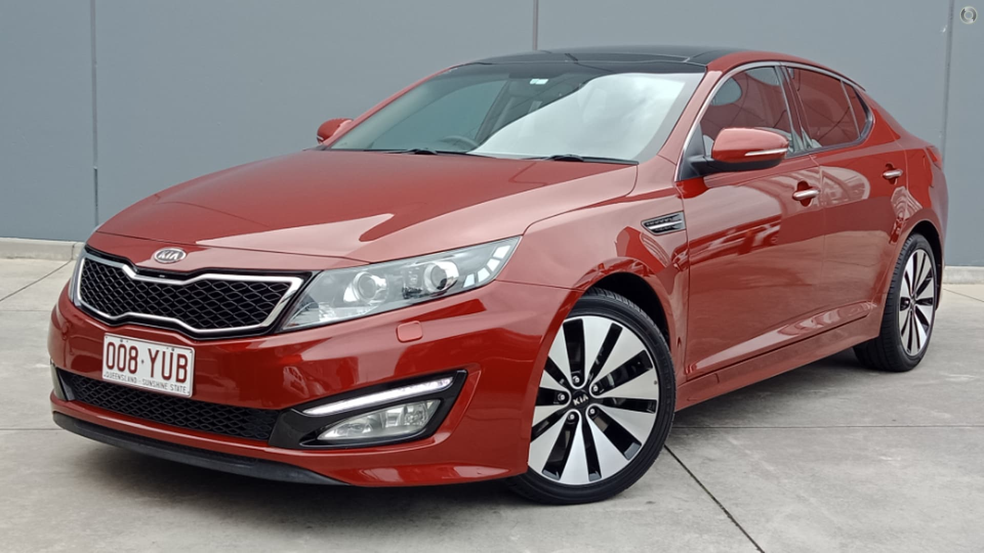 2011 Kia Optima TF