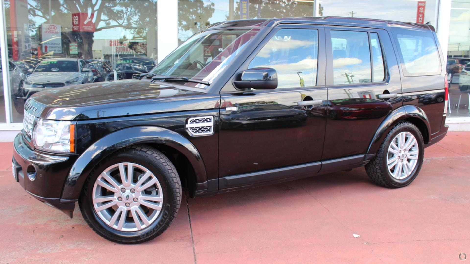 2013 Land Rover Discovery 4 Series 4