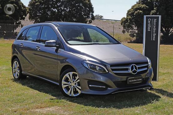 2016 Mercedes-Benz <br>B 200 D