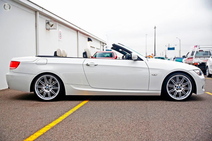 2010 BMW 335i M Sport E93