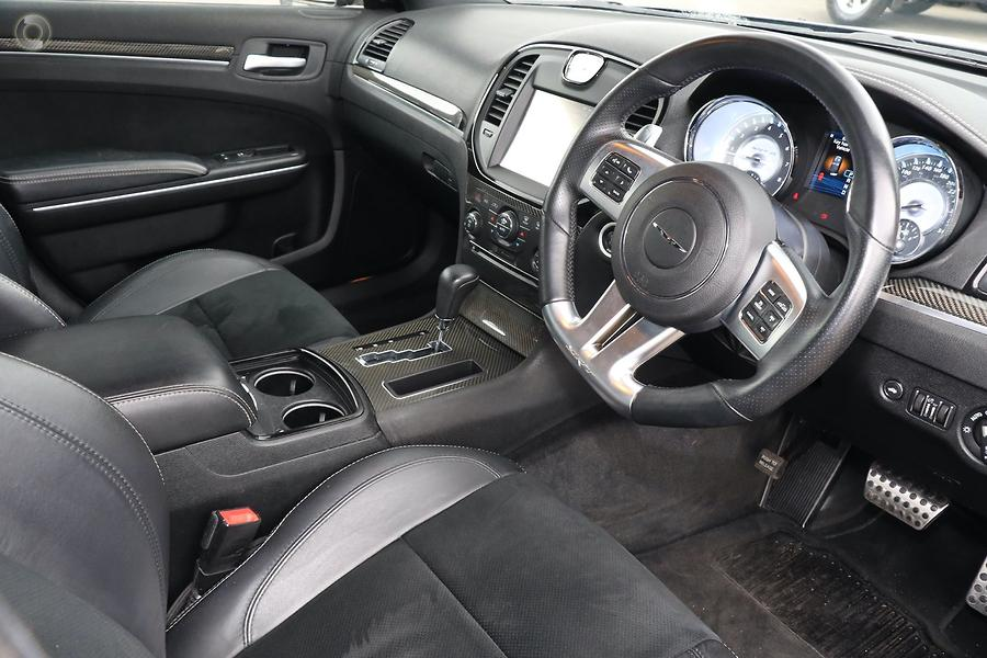 2012 Chrysler 300 SRT-8 LX