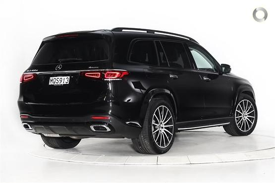 2020 Mercedes-Benz <br>GLS 400