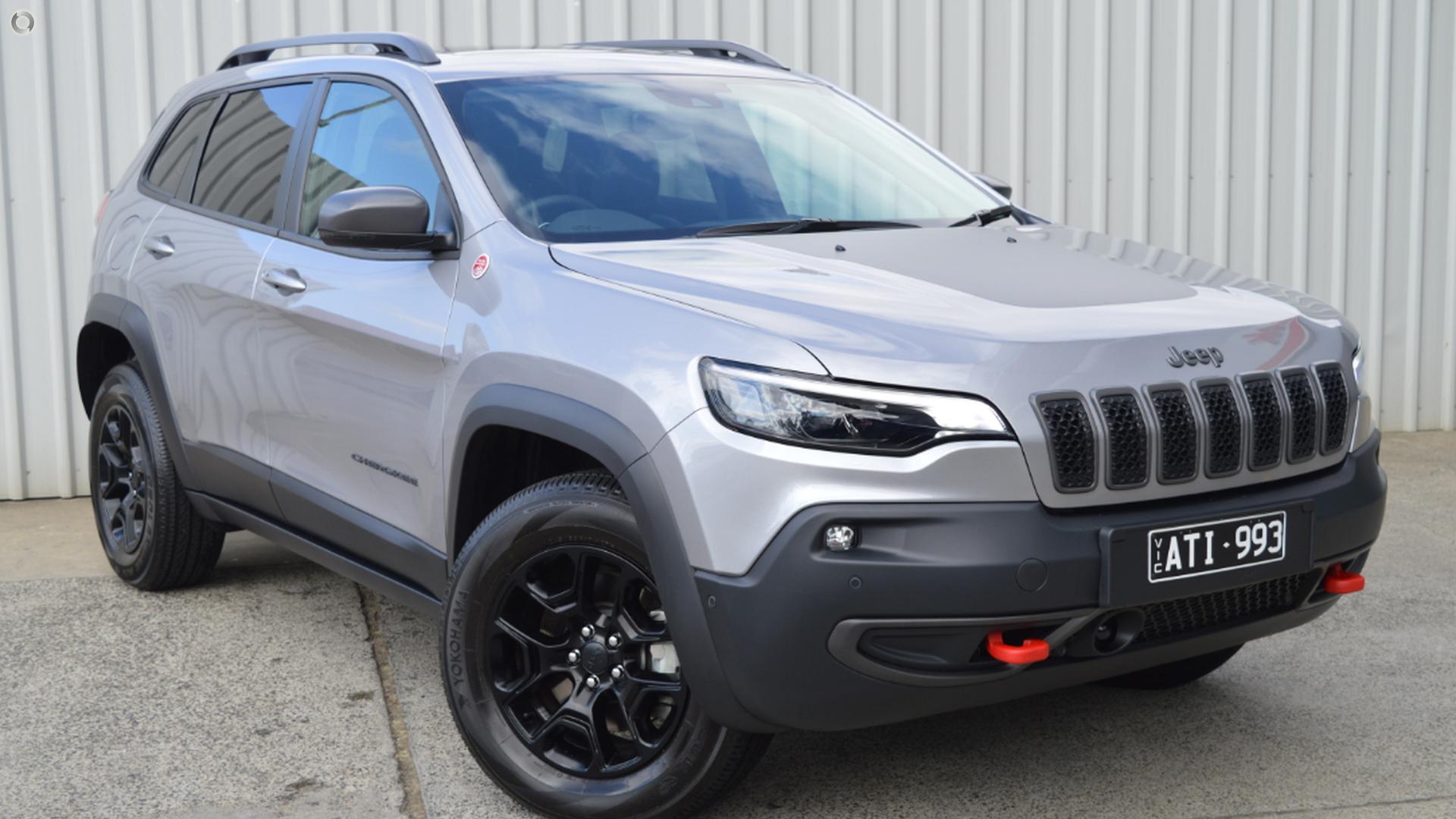 2018 Jeep Cherokee KL