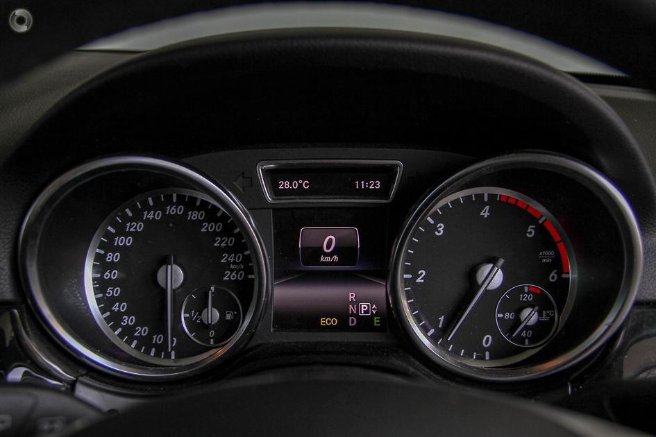 2014 Mercedes-Benz ML 250 BLUETEC Wagon