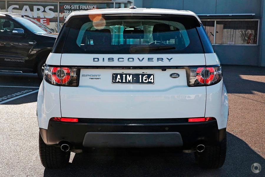 2016 Land Rover Discovery Sport TD4 SE L550