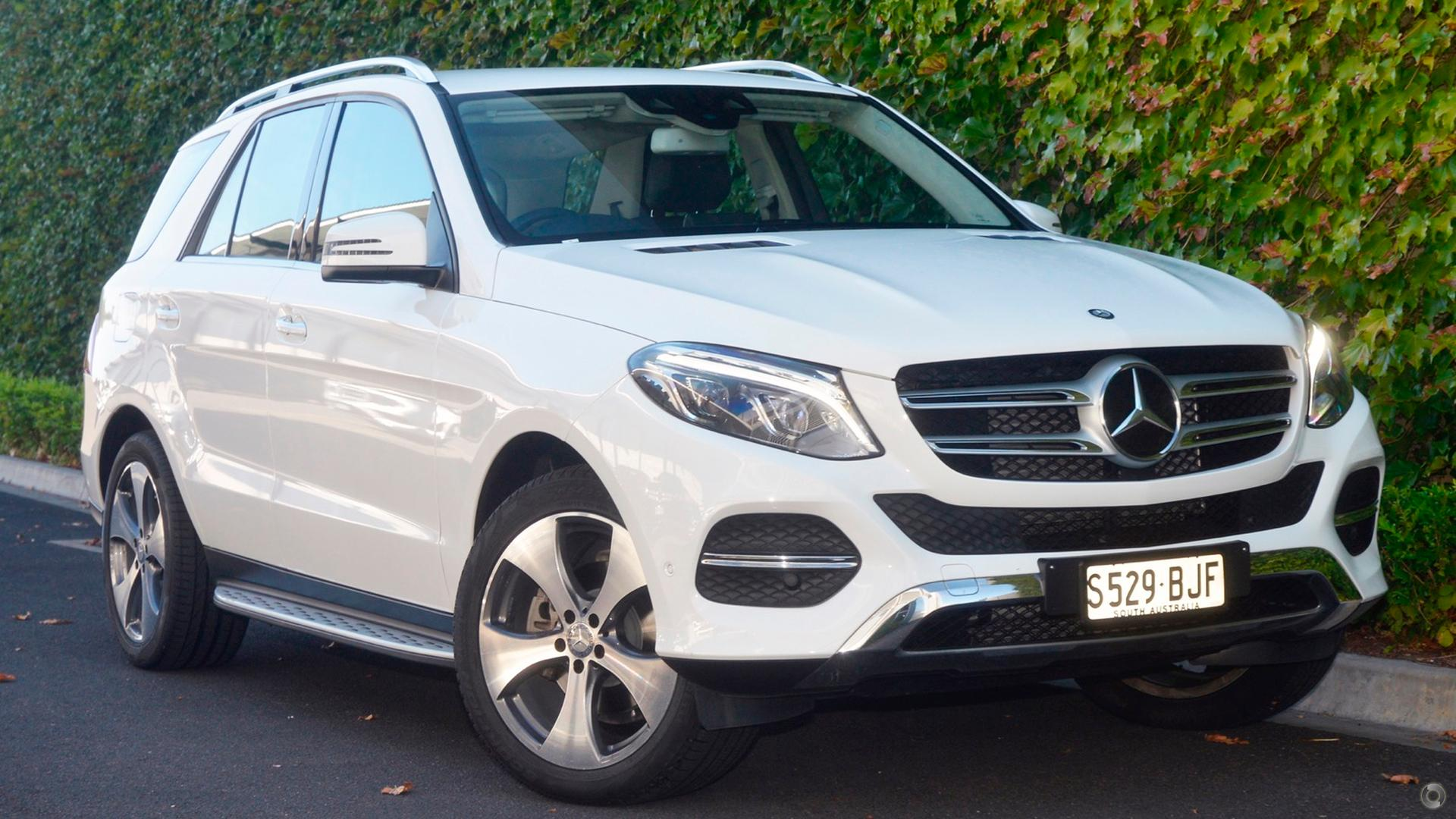 2015 Mercedes-Benz GLE 250 Wagon