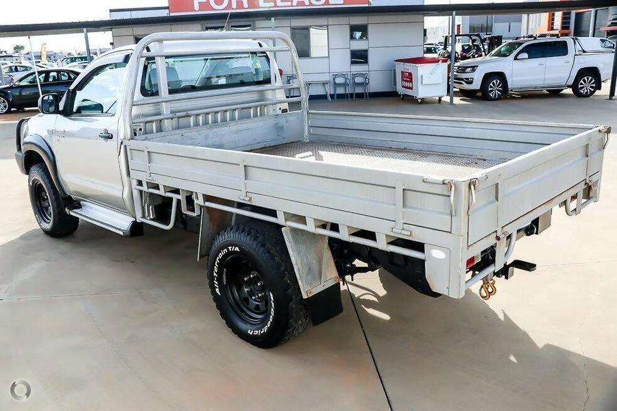 2009 Toyota Hilux SR KUN26R