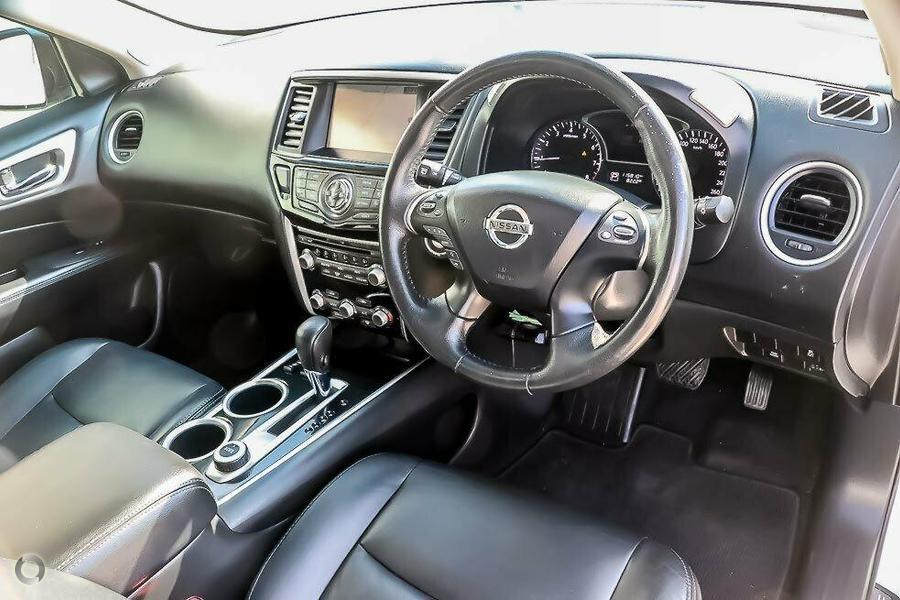 2014 Nissan Pathfinder ST-L R52