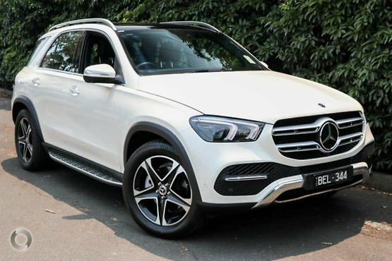 2019 Mercedes-Benz GLE 400 D
