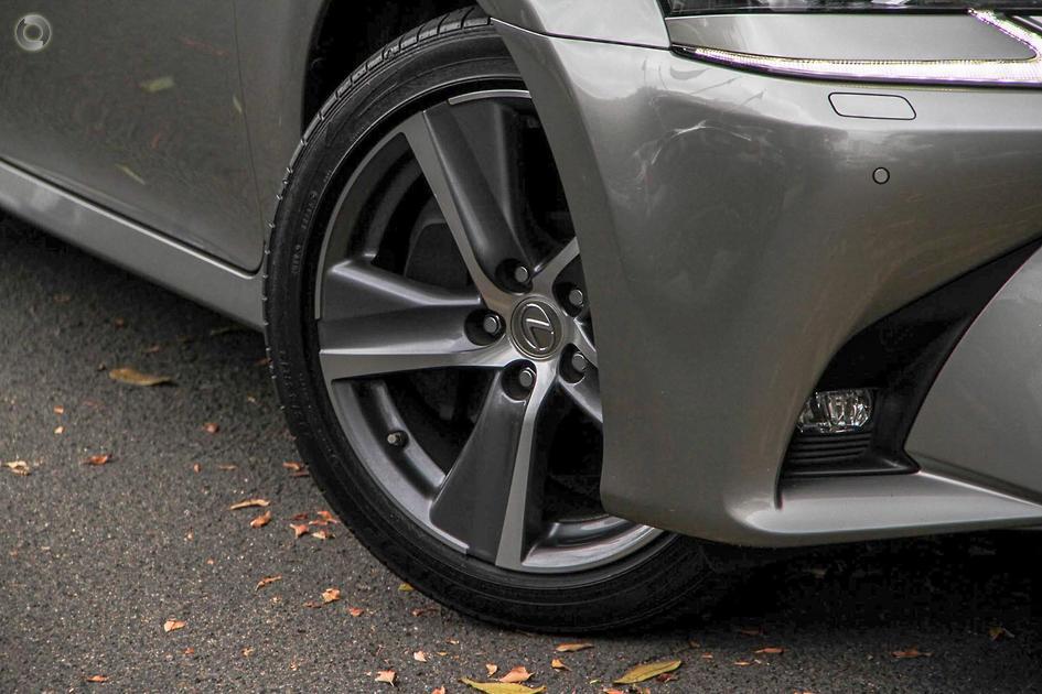 2016 Lexus GS Sedan GS200t Luxury