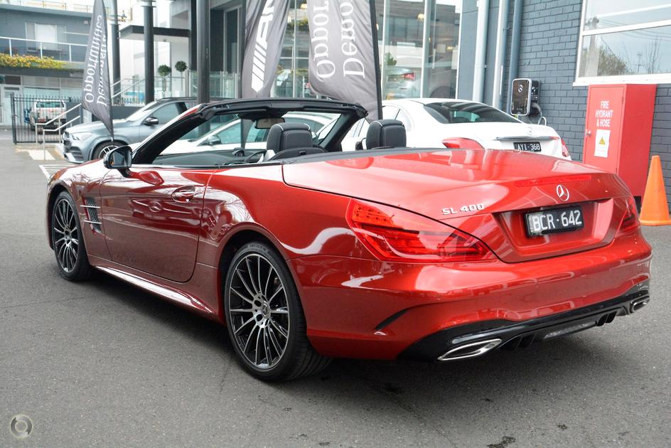 2019 Mercedes-Benz SL 400 Roadster