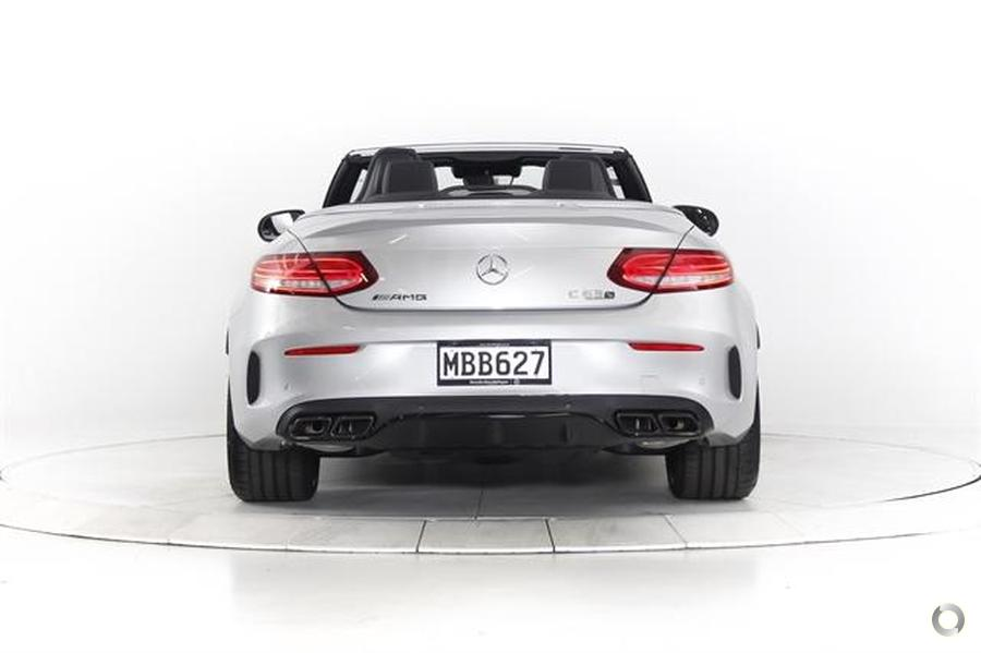 2018 Mercedes-AMG C 63 Cabriolet