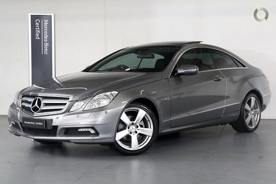 2009 Mercedes-Benz <br>E 250 CGI