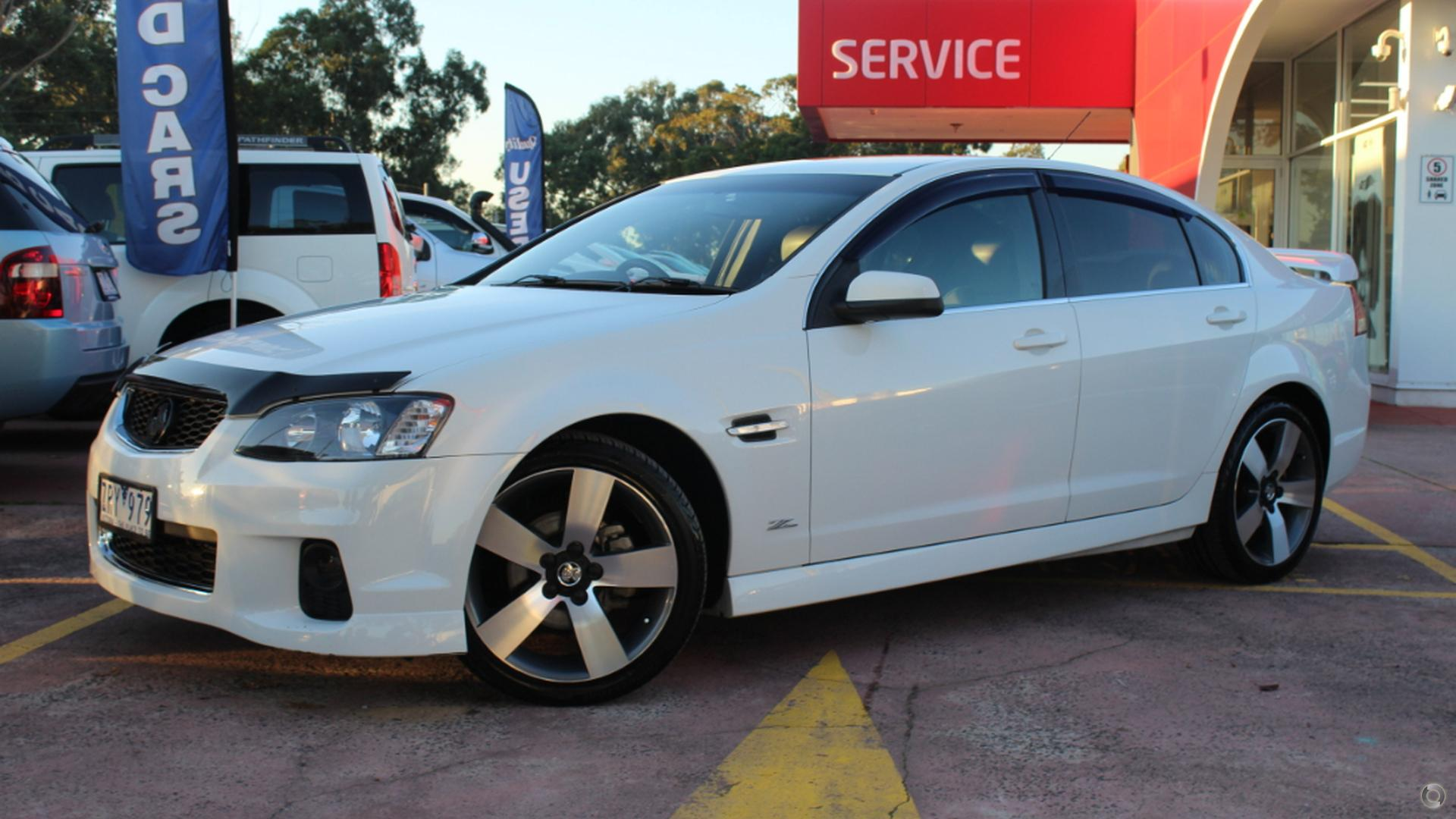 2013 Holden Commodore SV6 Z Series VE Series II