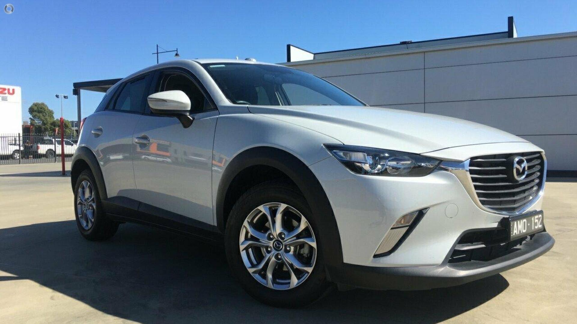 2016 Mazda Cx-3 Maxx DK