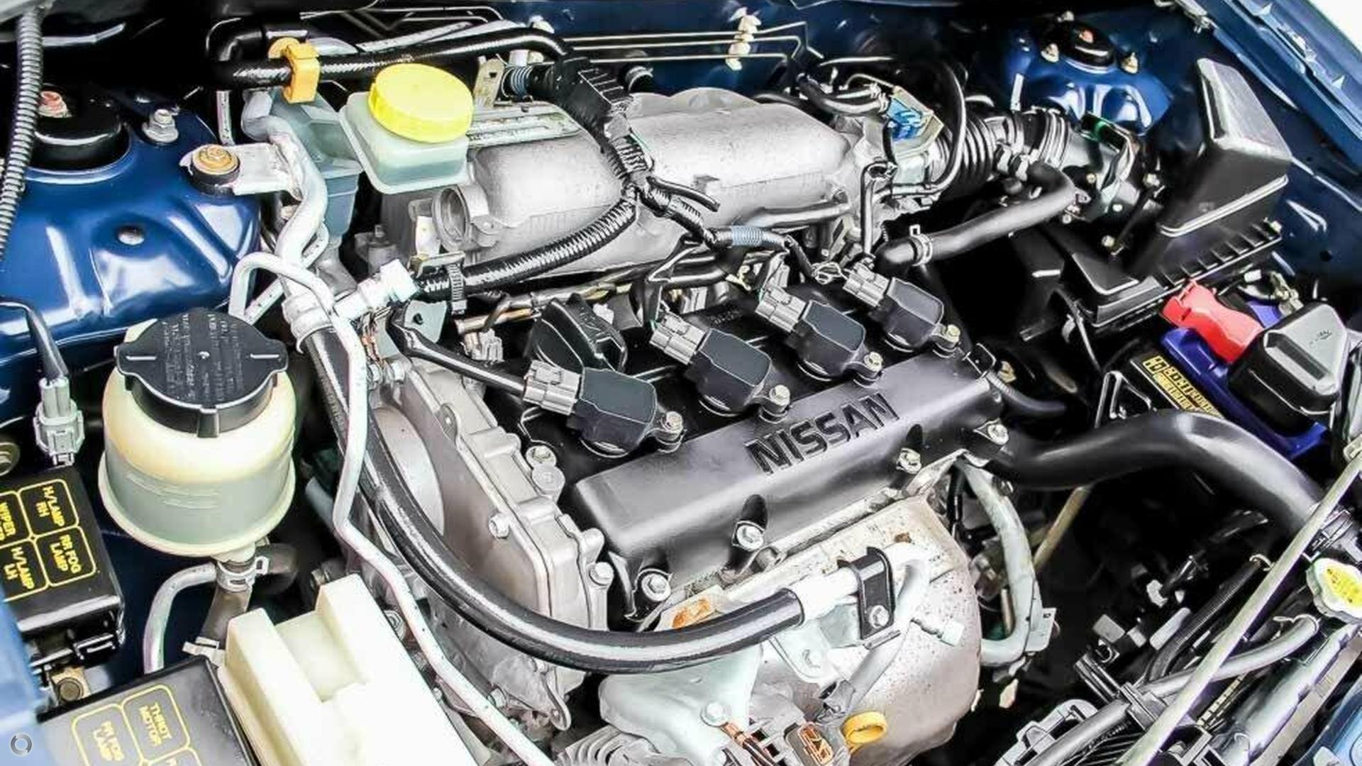 2002 Nissan X-trail Ti T30