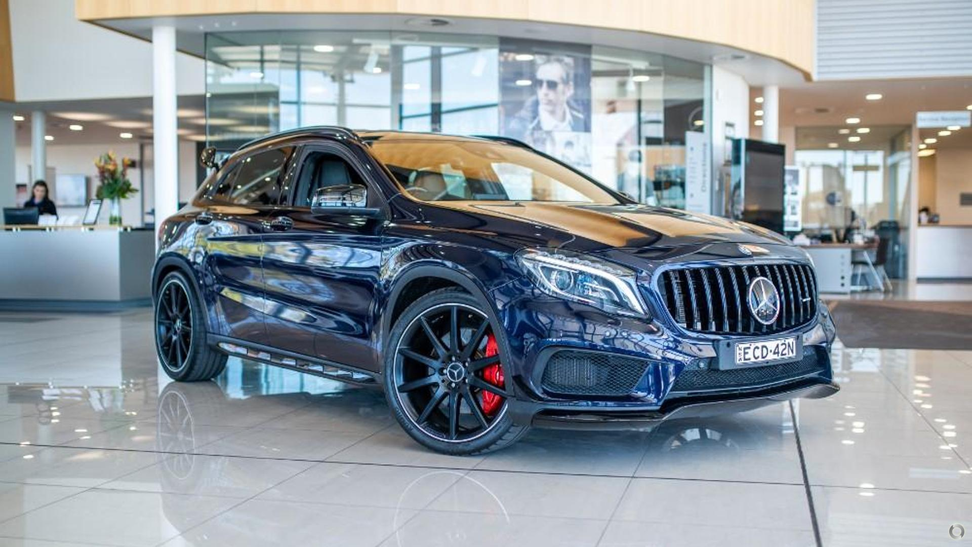 2016 Mercedes-Benz GLA 45 AMG Wagon