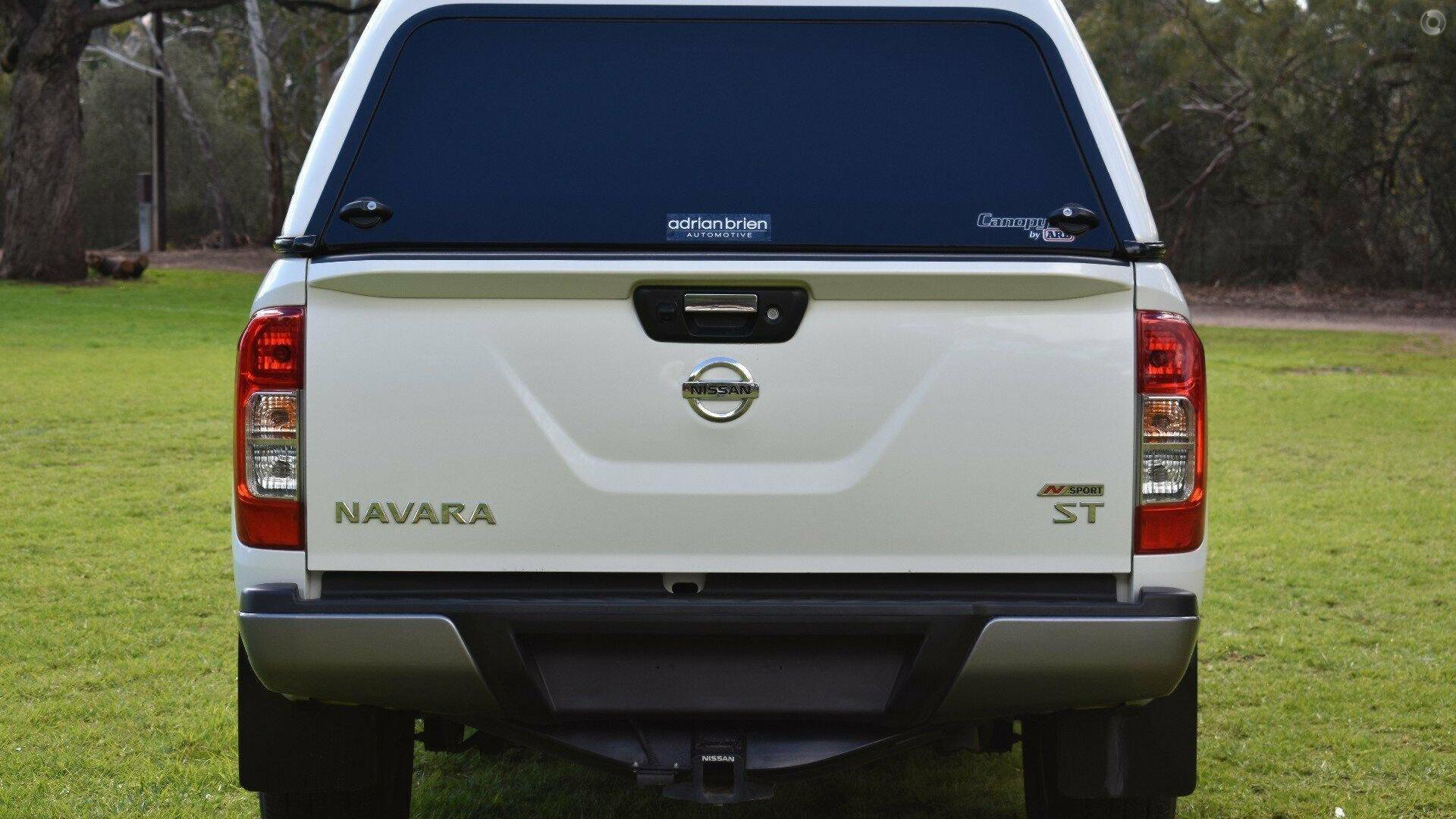 2017 Nissan Navara ST N-SPORT D23 Series 2