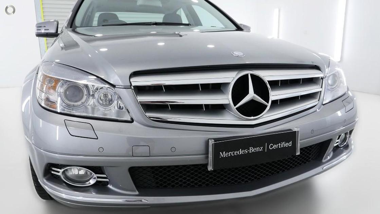 2009 Mercedes-Benz C 200 KOMPRESSOR AVANTGARDE Sedan
