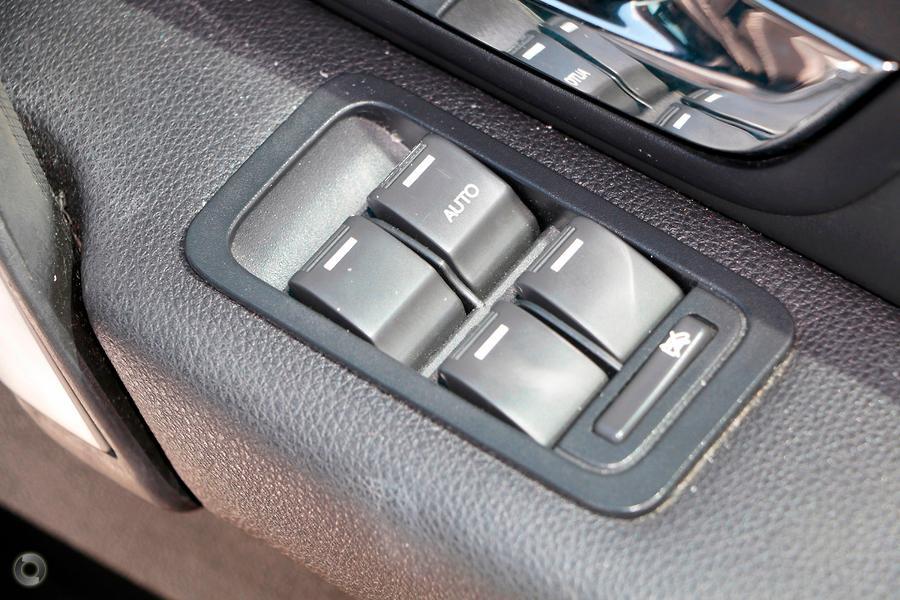 2013 Ford Territory Titanium SZ