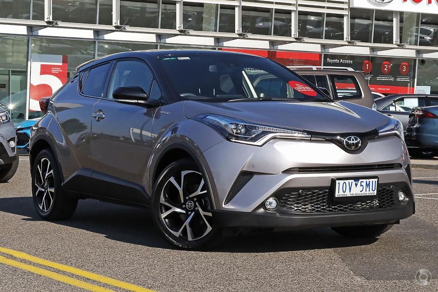 2019 Toyota C-HR Koba NGX10R