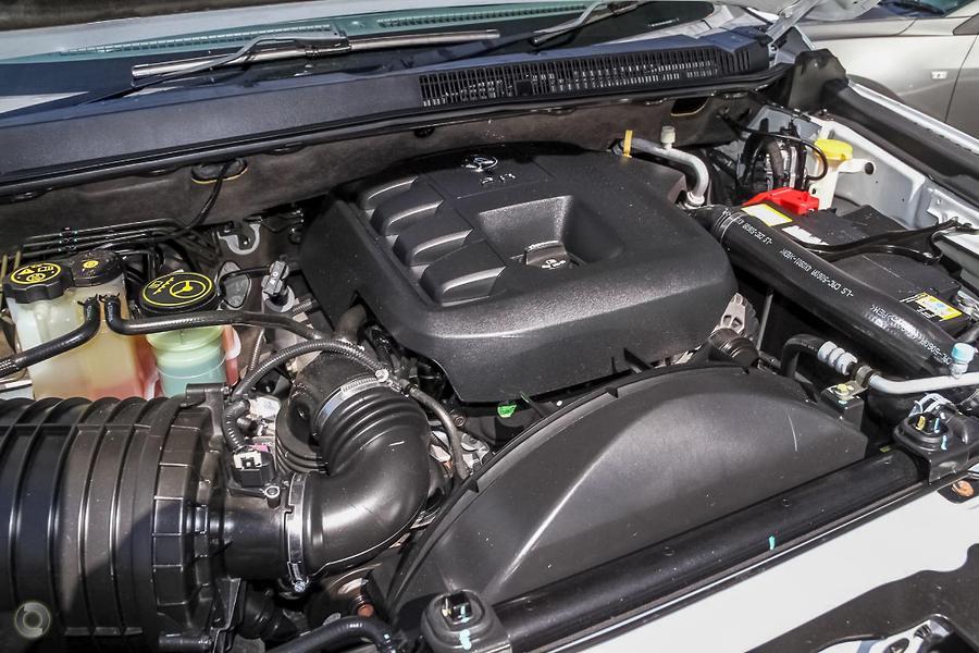 2015 Holden Colorado LT RG