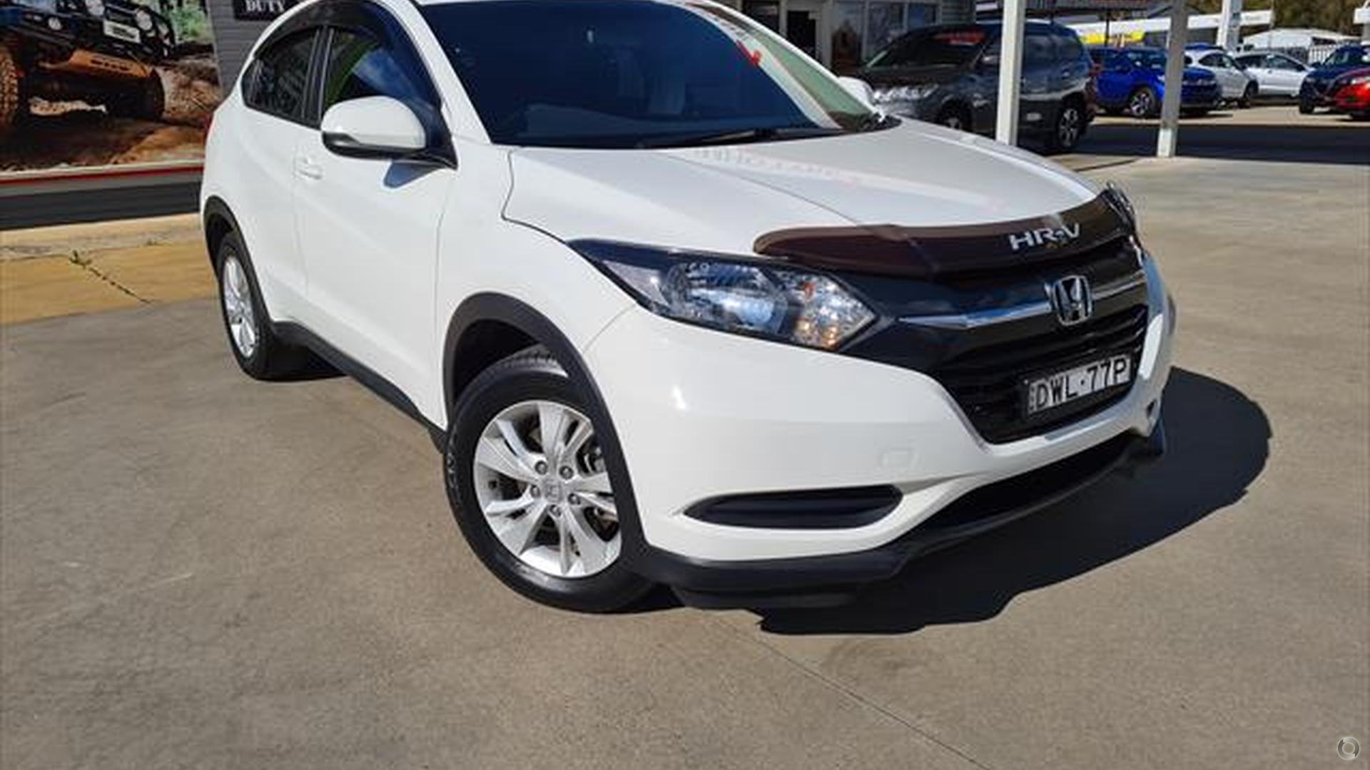 2018 Honda HR-V VTi