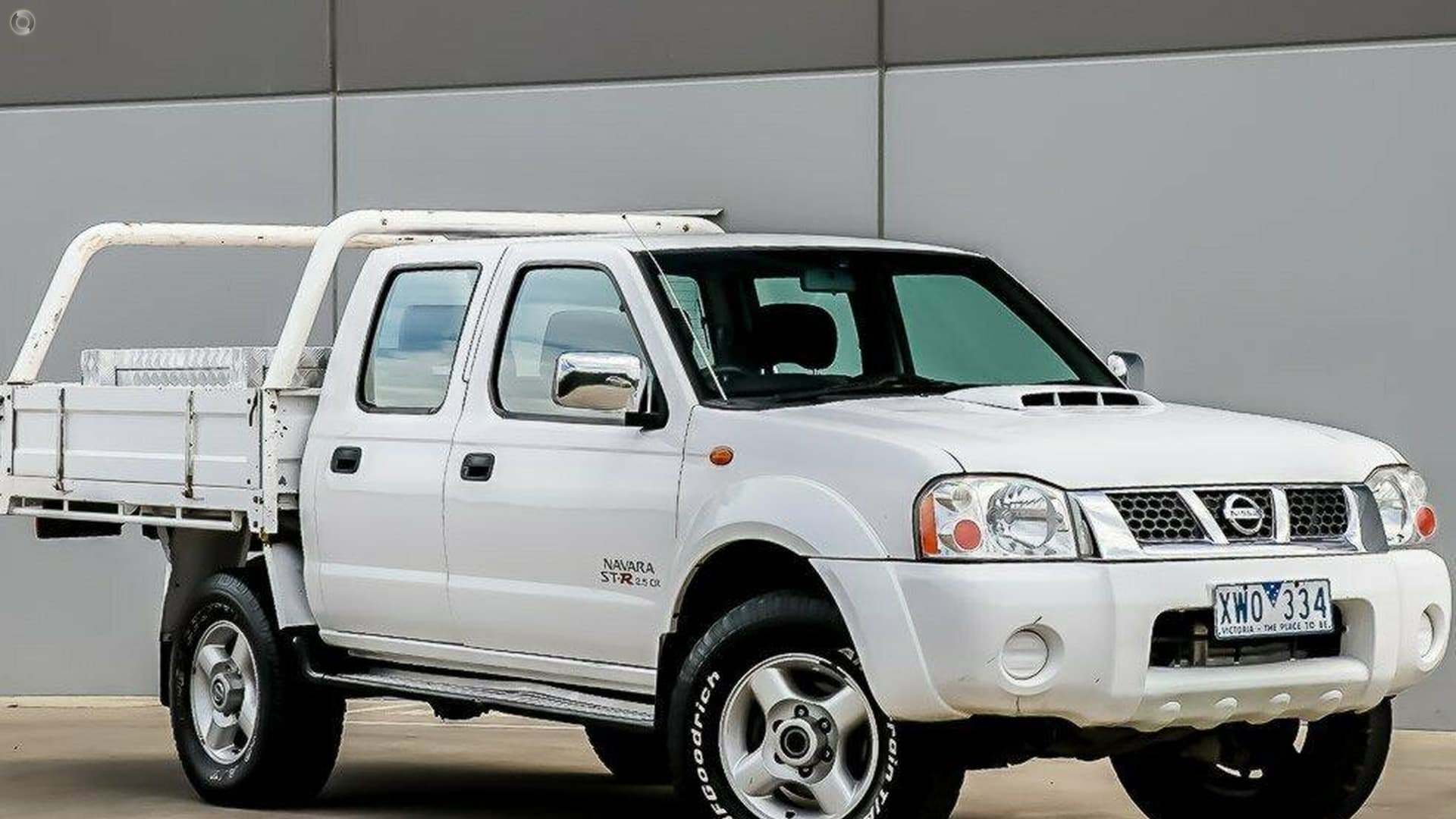 2010 Nissan Navara D22