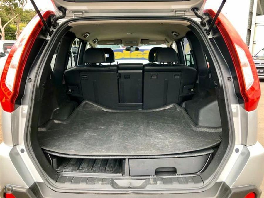 2012 Nissan X-TRAIL ST-L