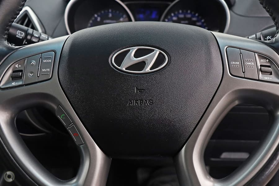 2015 Hyundai ix35 Highlander Series II