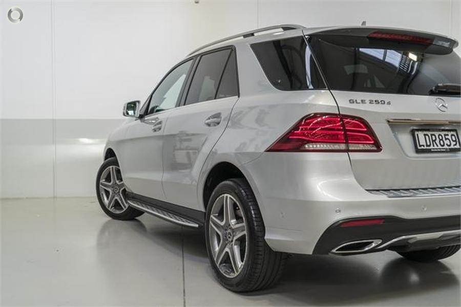 2018 Mercedes-Benz GLE 250 Wagon