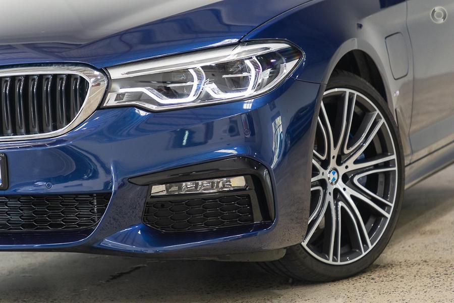 2018 BMW 530e M Sport