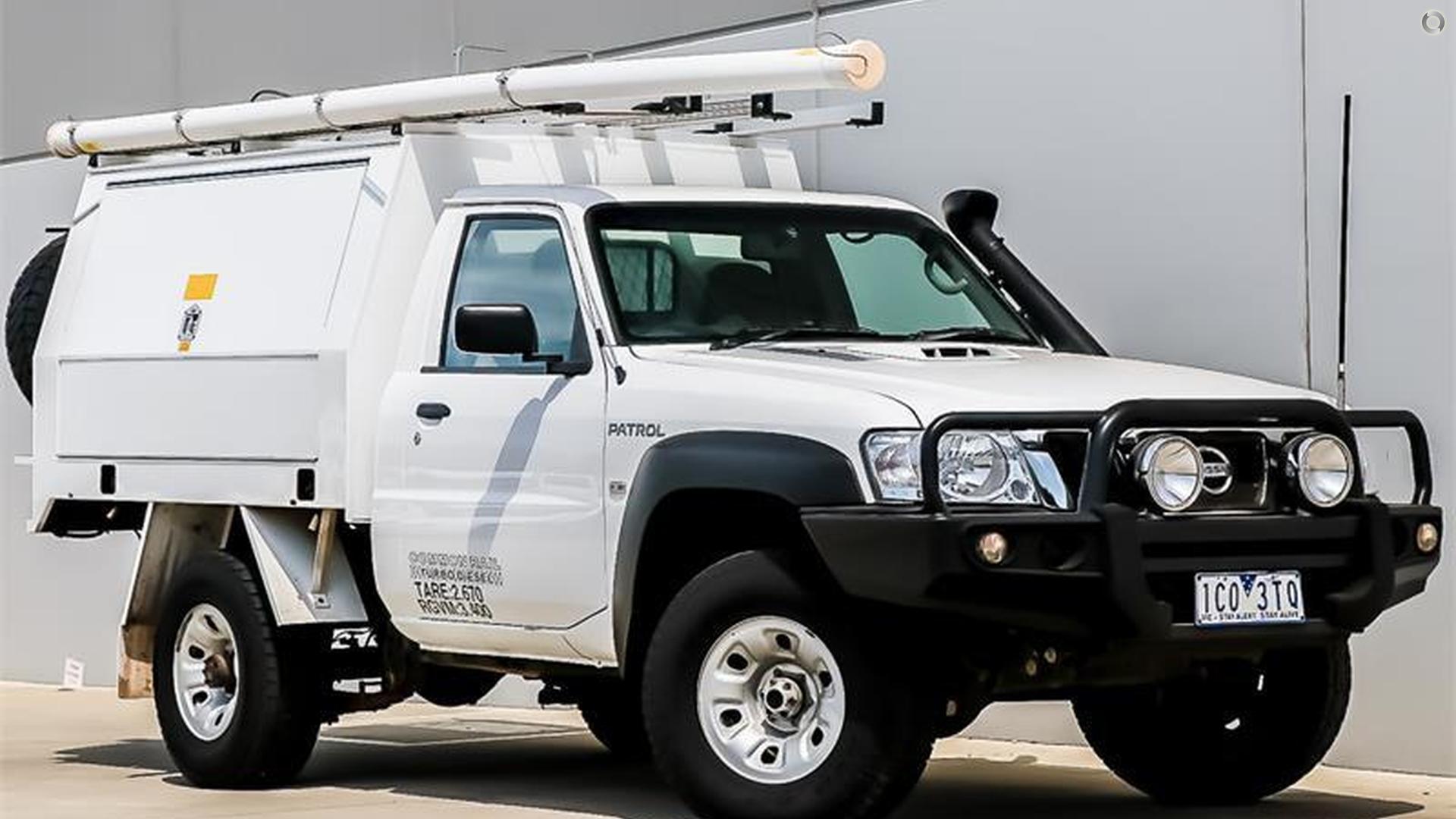 2014 Nissan Patrol Series 4