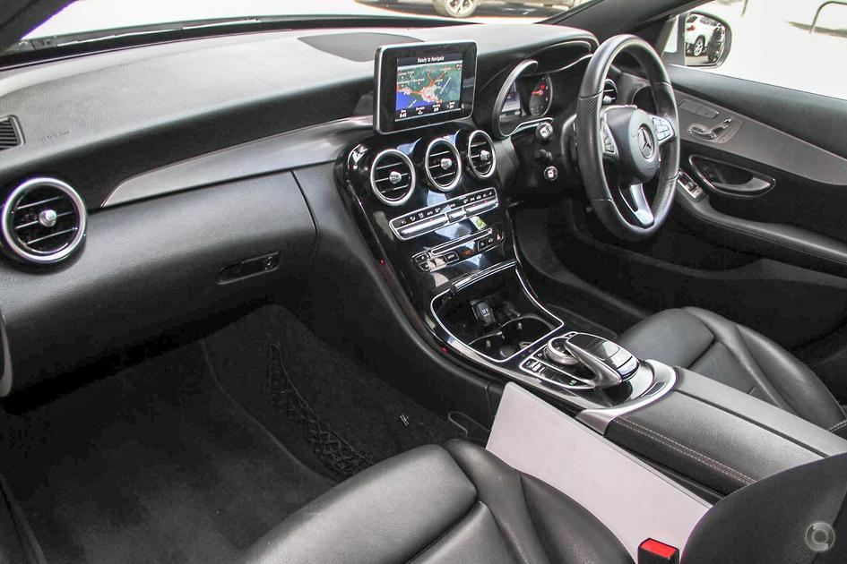 2016 Mercedes-Benz C 250 D Sedan