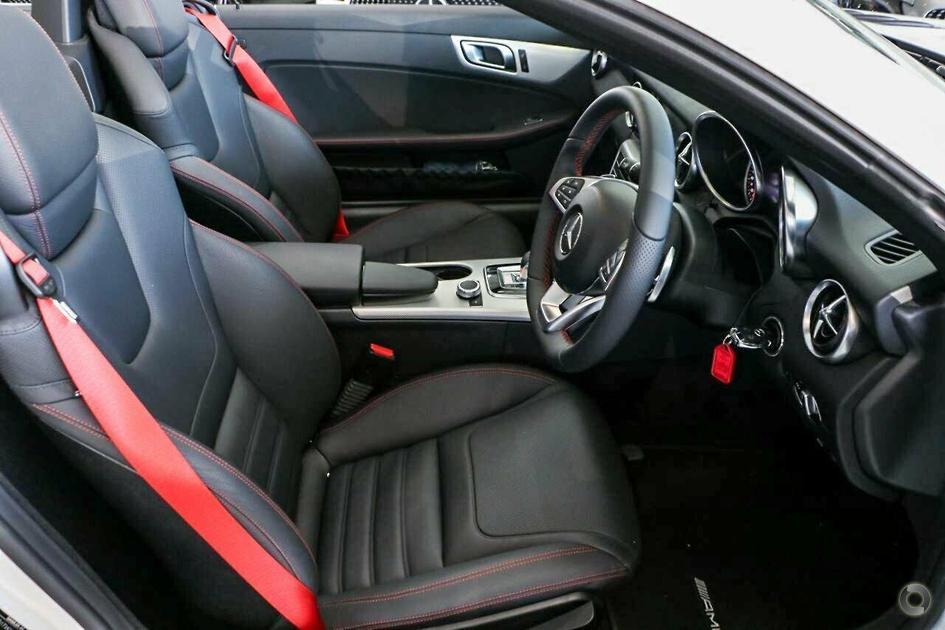 2018 Mercedes-Benz SLC 180 Roadster