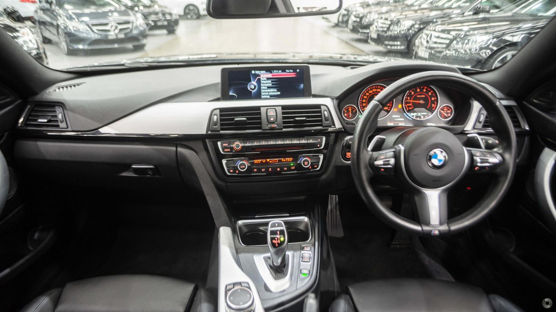 2015 BMW 435i  F32