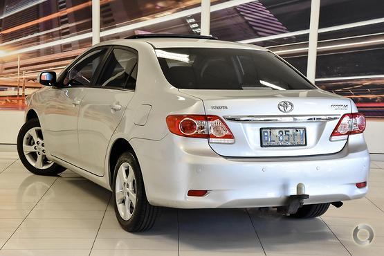 2011 Toyota Corolla Conquest ZRE152R