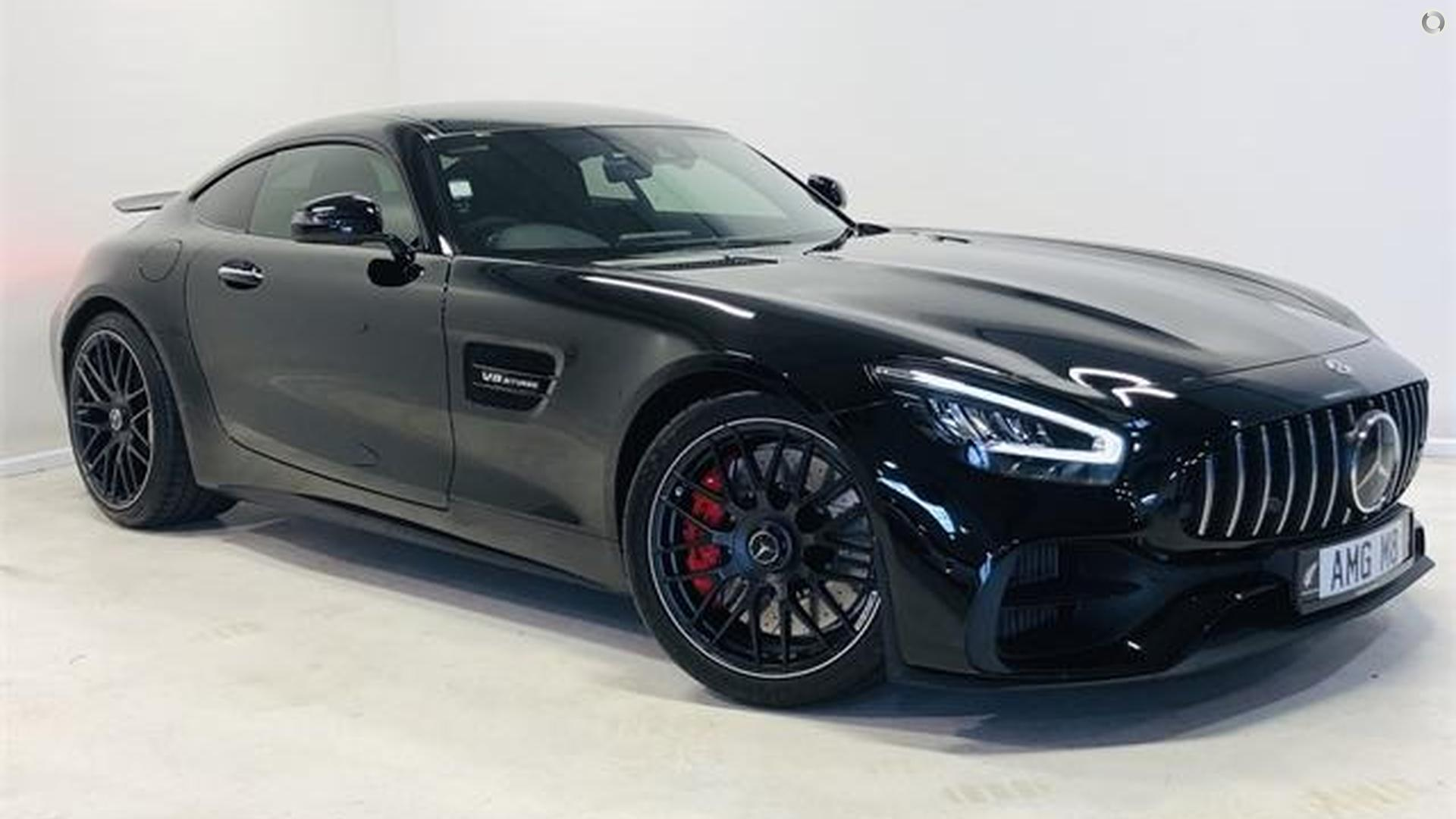 2020 Mercedes-AMG GT Coupe