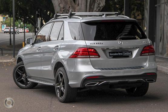 2017 Mercedes-Benz GLE 250 D