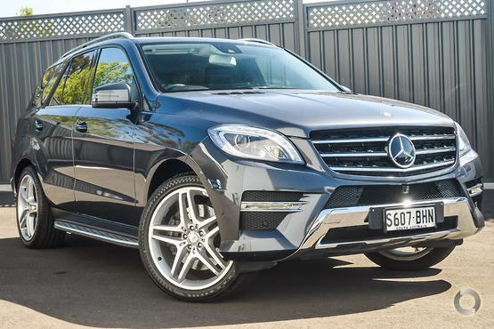 2015 Mercedes-Benz ML 400
