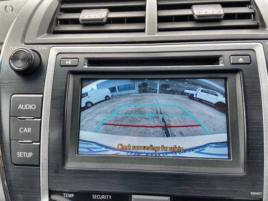 2016 Toyota Camry Altise AVV50R