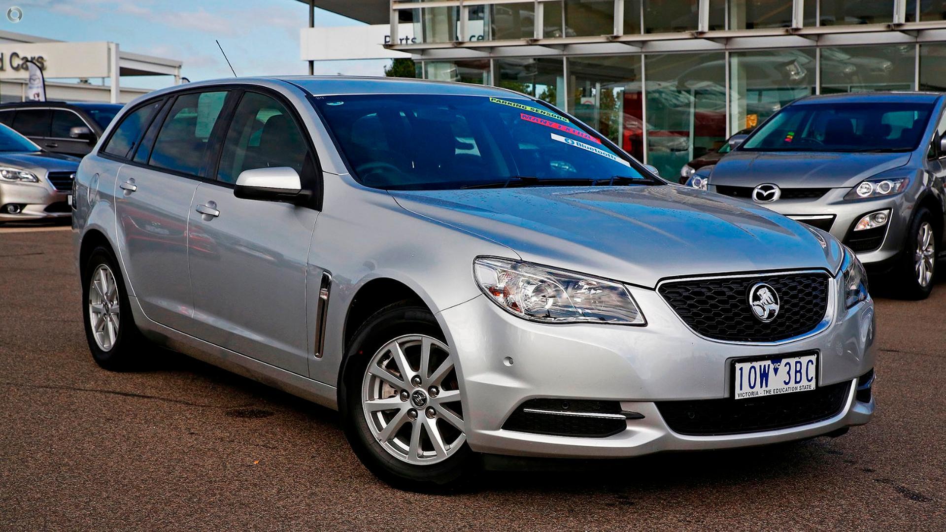 2015 Holden Commodore VF Series II