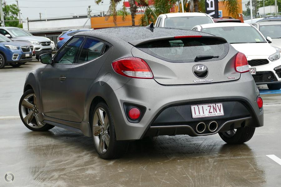 2012 Hyundai Veloster SR Turbo FS2